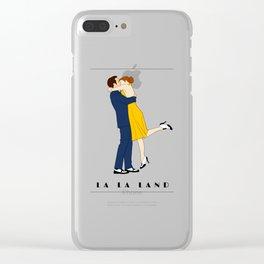 La La Land Clear iPhone Case