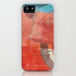 Di Lambretta a Milano (Lambretta in Milan) iPhone Case