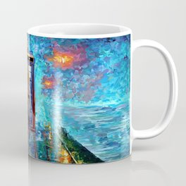 BeautifuL Blondie Mrs River Lost in the strange city Coffee Mug