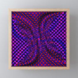 bund Framed Mini Art Print