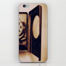 Antique Clock iPhone & iPod Skin