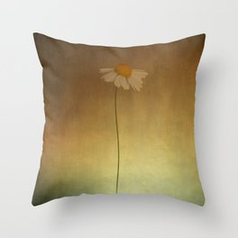 Stil flowering Throw Pillow
