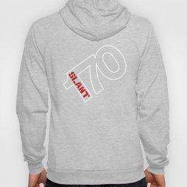170 Slant 6 - Wedge Hoody