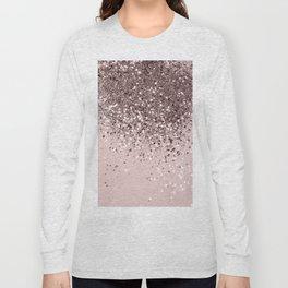 Cali Summer Vibes Lady Glitter #13 #shiny #decor #art #society6 Long Sleeve T-shirt