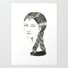 H2 Art Print