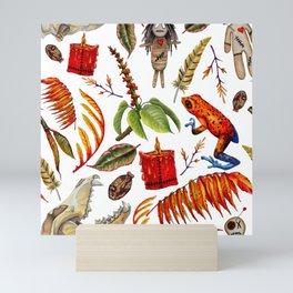 VoodoWitch Pattern #12 Mini Art Print