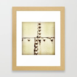 Beautifully attached Framed Art Print