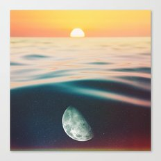 Hours Canvas Print
