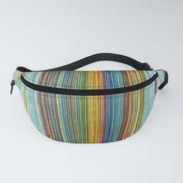 Pastel Threads Fanny Pack