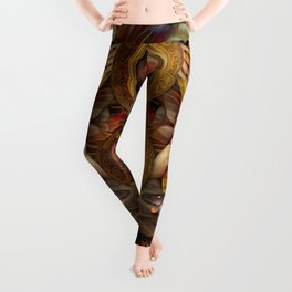 """Doll house Belly"" Leggings"