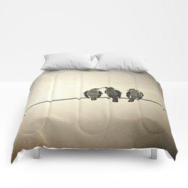 Three Little Birds Comforters