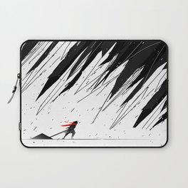 Geometric Storm Laptop Sleeve