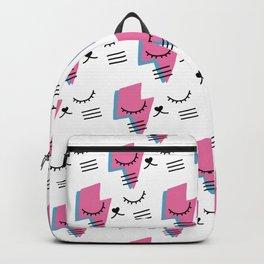 Bowie cat II by Elebea Backpack