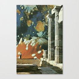 The philosopher Canvas Print