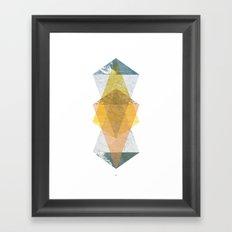 Translucent no. 03 Framed Art Print