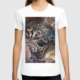 Deep Liquid Gold T-shirt