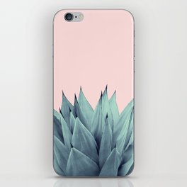 Agave Vibes #12 #tropical #decor #art #society6 iPhone Skin
