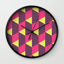 Reflect Steps Wall Clock