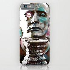 Marlon Brando under brushes effects iPhone 6s Slim Case