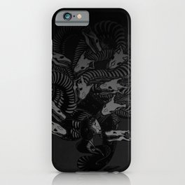 Lonely Hydra iPhone Case