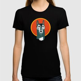 Totem Canadian wolf 2 T-shirt