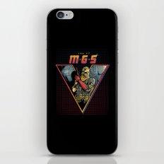MGS V iPhone & iPod Skin