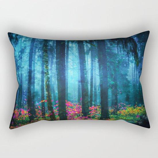 Magicwood #Night Rectangular Pillow