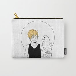 To Love is to Destroy Carry-All Pouch