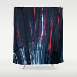 Root Access Shower Curtain