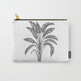 Banana tree illustration Carry-All Pouch