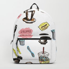 Coffee Mania Backpack