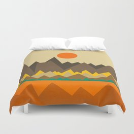 Textures/Abstract 107 Duvet Cover