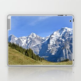 Mountain Views Laptop & iPad Skin