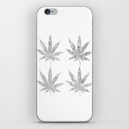 Cannabis Rainbow Design (6) iPhone Skin