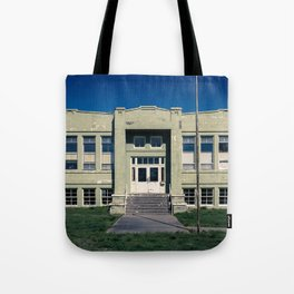 Antelope School Tote Bag