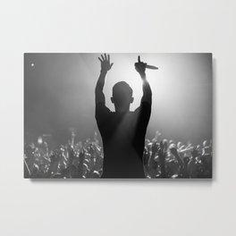 G-Eazy Metal Print