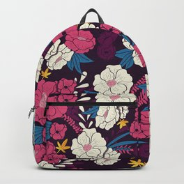 Jungle Pattern 007 Backpack