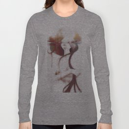 Sunburst Watercolor Long Sleeve T-shirt