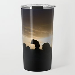 Glowing Sky Travel Mug