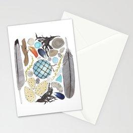 Coastal Treasures Stationery Cards