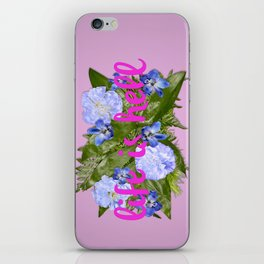 Life is Hell iPhone Skin