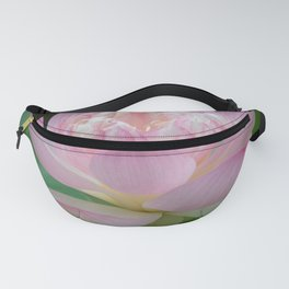 The Lotus Rises From the Mud Fanny Pack