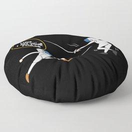 Luke I Am Your Fencer Floor Pillow