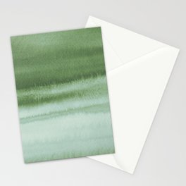 Sky Watercolor Texture Abstract 220 Stationery Cards