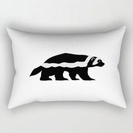 Carcajou Games Logo Rectangular Pillow