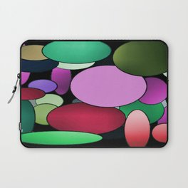Colored Balloons Laptop Sleeve