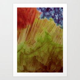 Vision of Spring Art Print