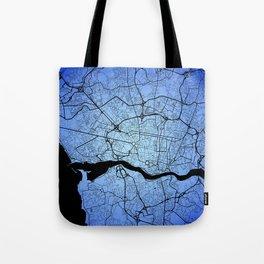 Porto map Tote Bag