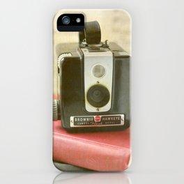 Vintage Brownie Camera iPhone Case