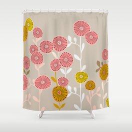 Garden Dreamer III Shower Curtain
